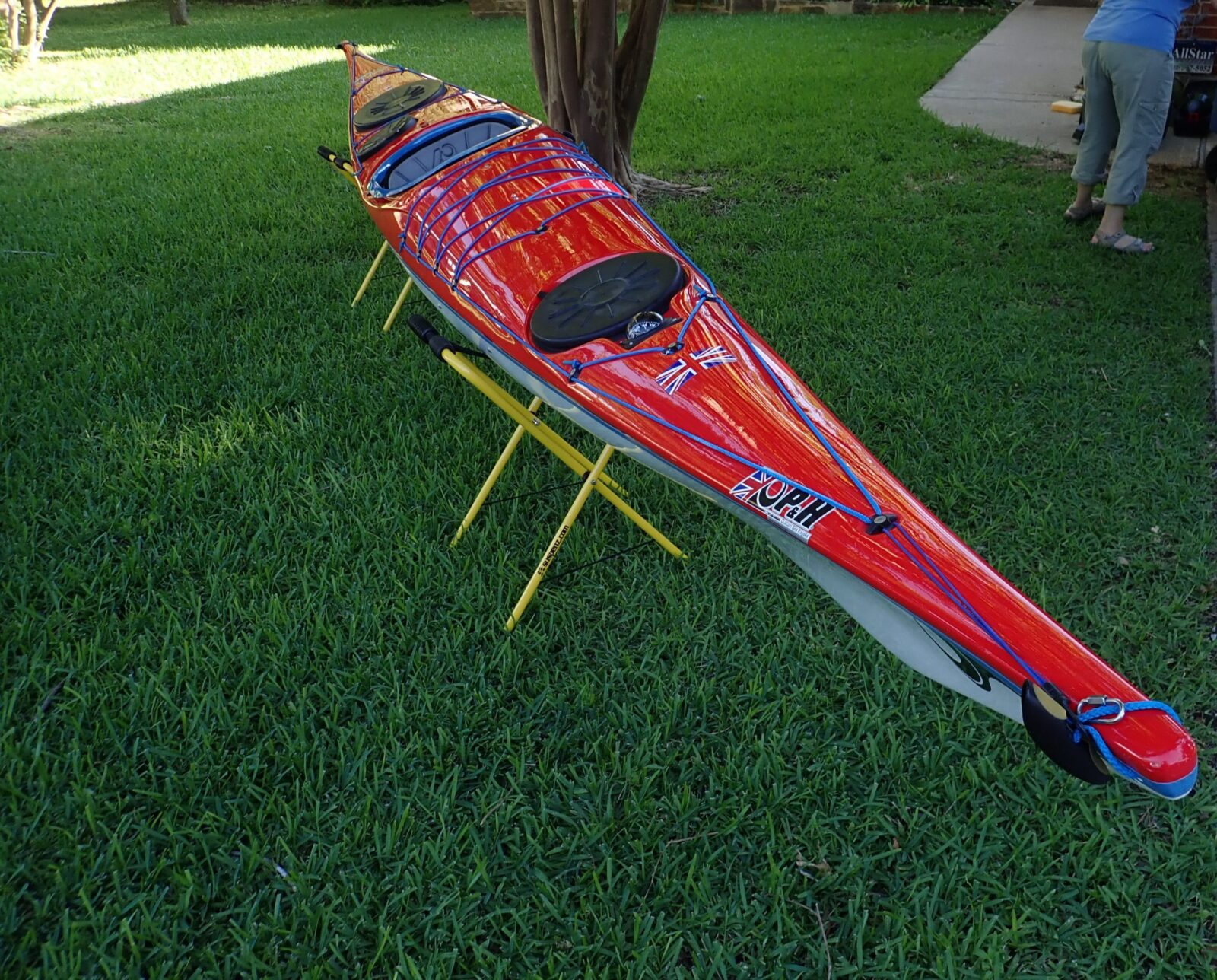 2009 P&H Capella 167 (Fiberglass) Image